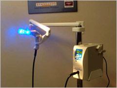 Лазер для отбеливания зубов