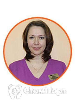 Глушко Наталья Владимировна