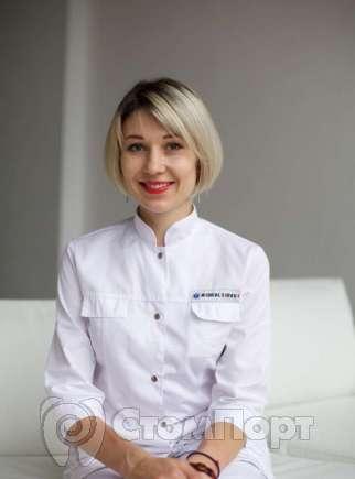 Рудоманова Ольга Александровна