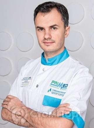 Усиков Дмитрий Владимирович