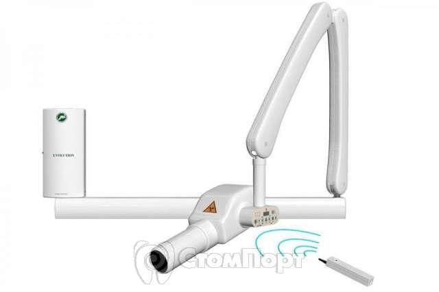 Продам настенный дентальный высокочастотный рентген New Life Evolution X3000