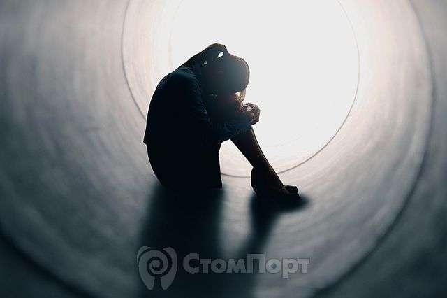 Депрессия и пародонтит
