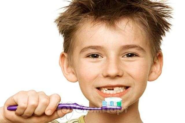 Правильно ли ваши дети чистят зубы?