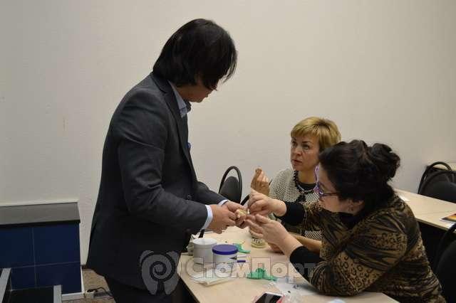 Эдуард Ким - практика ортопедического протокола