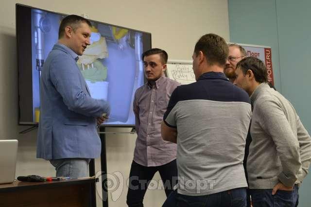 Виталий Носов - курс для зубных техников и стоматологов-ортопедов