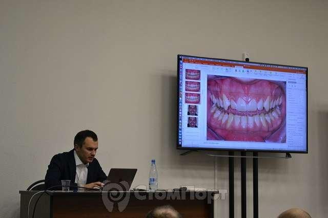 Учебный центр СтомПорт - лектор Дмитрий Усиков