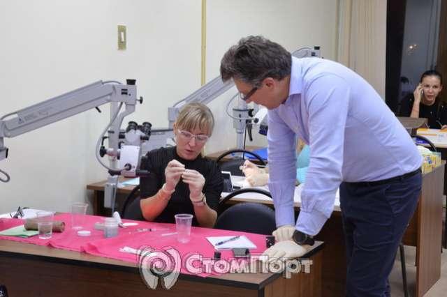 Алексей Болячин - лектор курсов по эндодонтии в СтомПорте