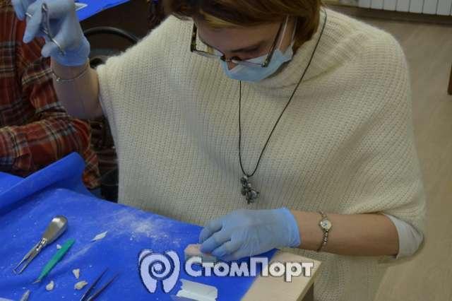 Практический курс по удалению зубов
