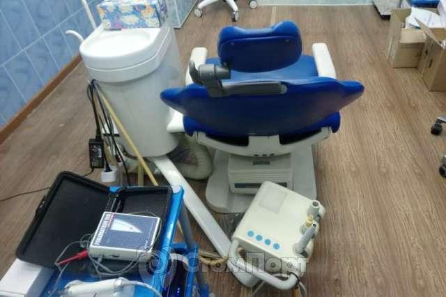 Продам финскую стоматологическую установку FIMET F1
