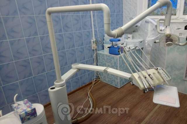 Стоматологическая установка FIMET F1 б/у