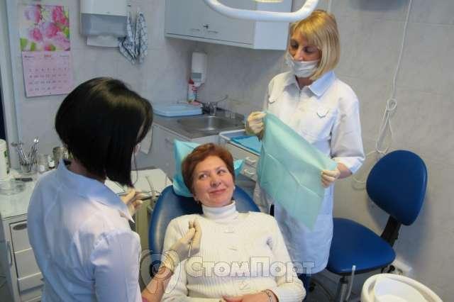 Лечение зубов с отсрочкой платежа.