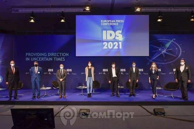Международная стоматологическая выставка в Кёльне IDS 2021