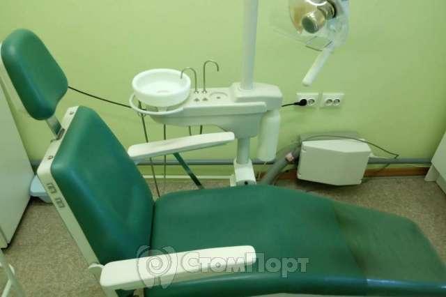 Продаётся стоматологическая установка Dabi Atlante б/у