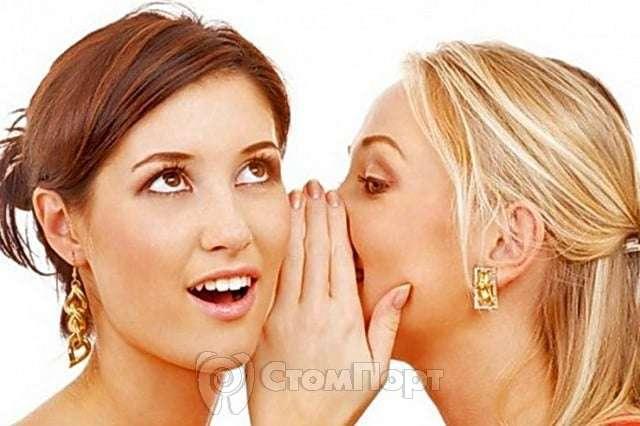 Мифы о зубах