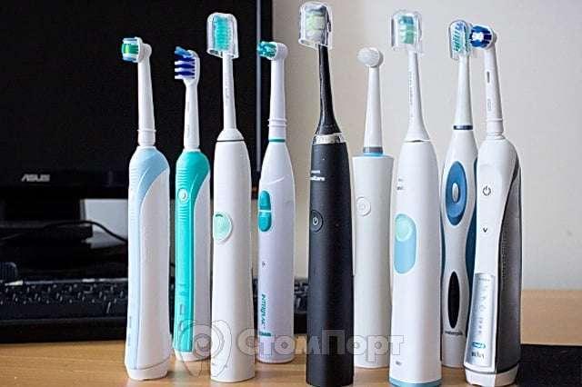 Ультразвуковые зубные щётки
